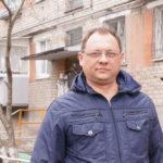 """Алексей Холкин не жалеет, что стал председателем ТСЖ. Фото: Алексей Пасынков, """"Глобус""""."""
