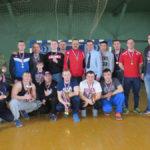 К 9 мая полицейские провели турнир по мини-футболу. Все фото: полиция Серова.