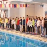 В Серове прошло открытое первенство по плаванию