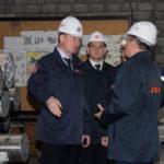Андрей Козицын: «Предприятия черной металлургии работают полноценно»