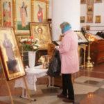 В Серове пребывают мощи Матроны Московской