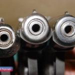 По его данным, пистолеты, револьверы, автоматы, пулеметы и гранатометы оцениваются на сумму 3500 рублей за единицу. Фото: Валерий Горелых.