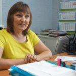 Ирина Петрова, руководитель КЦСОН