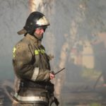 """При пожаре никто не пострадал. Фото: архив """"Глобуса""""."""