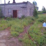 Канализационная насосная станция. Фото предоставлено нашим читателем.