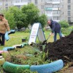 Команда городского совета «За будущее Серова!» помогает облагораживать жителям города их придомовые территории. Депутаты отмечают, что многое зависит от инициативы самих граждан.