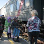"""На станции """"Урай"""" больше всего посетителей. Фото: Константин Бобылев, """"Глобус""""."""