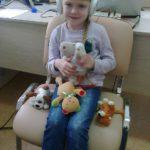 Проводя в больницах так много времени, Ника все равно остается ребенком. Девочкой, которой хочется играть и быть здоровой. Фото предоставлено Оксаной Казаковой