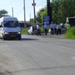 18 июля 2017 года, в 16.45, у заправки по улице Ферросплавщиков произошло дорожно-транспортное происшествие. Все фото: ГИБДД Серова.