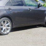 Роскошное литье на Toyota Camry