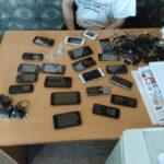 Житель Серова пытался перебросить в колонию Новой Ляли 21 сотовый телефон. Фото: пресс-служба ГУФСИН России по Свердловской области.
