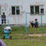 """На празднике было много детей. Фото: Константин Бобылев, """"Глобус""""."""