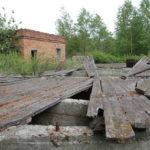 """Очистные были остановлены 15 лет назад. В связи с полным физическим износом. Фото: Константин Бобылев, """"Глобус""""."""