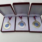 """Медали выставки """"Агрофорум"""", полученные Серовским гормолзаводом"""