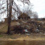 Так берега реки Каква выглядят в районе Завокзальном. Фото: Марина Демчук.