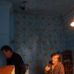 """одна из комнат квартиры в которой холоднее, чем на улице. Фото: Мария Чекарова, """"Глобус""""."""