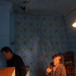 Одна из комнат квартиры, в которой холоднее, чем на улице. Фото: Мария Чекарова, «Глобус»