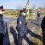 Комплексные силы полиции при осуществлении охраны общественного порядка