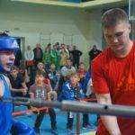 Олег Смирнов вместе с тренером