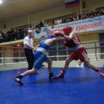 Попытка сильного прямого удара от Олега Смирнова