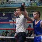 Победа присуждена Сергею Копосову