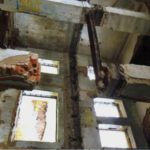 В Серове срезали рельсы в восстанавливаемом доме. Помогите найти вора