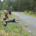 В Сосьве прошла спартакиада по военно-прикладному спорту