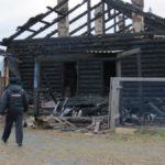 После гибели 5 человек на пожаре в Серове Следственный комитет возбудил уголовное дело