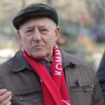 Глава серовских коммунистов Николай Богданов.