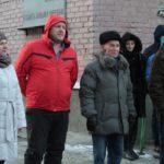 """Перед призывниками выступили официальные лица. Фото: Константин Бобылев, """"Глобус""""."""