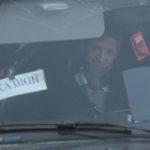 """Юношей увезли на областной сборочный пункт на белой ГАЗели. Фото: Константин Бобылев, """"Глобус""""."""