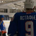 Стартовал чемпионат Серова по хоккею среди мужских команд