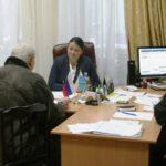 В серовской администрации прошел Общероссийский день приема граждан. Все фото предоставлены Верой Теляшовой, пресс-секретарем главы Серова.