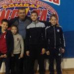 Спортсмены серовского клуба