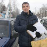 """Алексей Добряков. Фото: Мария Чекарова, """"Глобус""""."""
