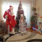 Серовский полицейский Дед Мороз поздравил детей сотрудников полиции с Новым годом. Все фото: полиция Серова.