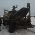 В Ларьковке огонь повредил