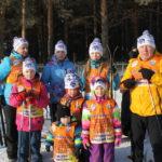 """На протяжении нескольких лет, семья Зененко признаны самой спортивной семьей. Фото: Мария Чекарова, """"Глобус""""."""