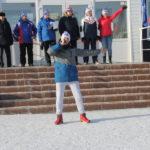 """Спортивное мероприятие было открыто речами высокопоставленных чиновников и творцескими коллективами города. Фото: Мария Чекарова, """"Глобус""""."""