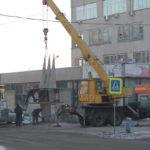 """Демонтировать несанкционированные рекламные конструкции планируют к 6 апреля. Фото: архив """"Глобуса""""."""