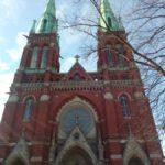 """Лютеранский собор Святого Иоанна - Йоханнексенкиркко. Фото: Екатерина Баязитова, """"Глобус"""""""