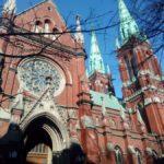 """Собор Святого Иоанна. Высота шпилей - 74 м. Фото: Екатерина Баязитова, """"Глобус"""""""