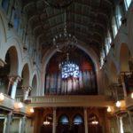 """Внутреннее убранство собора Святого Иоанна. Фото: Екатерина Баязитова, """"Глобус"""""""