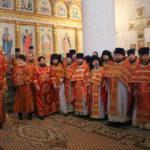 """В храме молилось около 200-300 человек. Фото: Мария Чекарова, """"Глобус""""."""