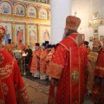 """Торжественное богослужение длилось 2 часа. Фото: Мария Чекарова, """"Глобус""""."""