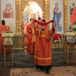 """После литургии прошел крестный ход. Фото: Мария Чекарова, """"Глобус""""."""