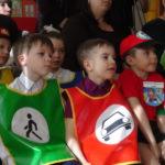 В Серове прошел конкурс знатоков ПДД среди детсадовцев.