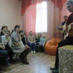 """Не обошлось и без музыки. Фото: Константин Бобылев, """"Глобус""""."""
