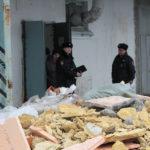 """Второй пострадавший при обрушении человек погиб ровно через месяц после ЧП. Фото: Константин Бобылев, """"Глобус""""."""