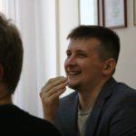 Новый председатель ОМП - Руслан Кайгородов. Фото предоставлено Верой Теляшовой.
